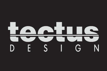 Ιστοσελίδα εταιρείας Tectus που ειδικεύεται στην αρχιτεκτονική και διακόσμηση
