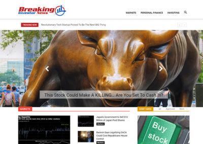 Portal - Blog Breaking Investor News