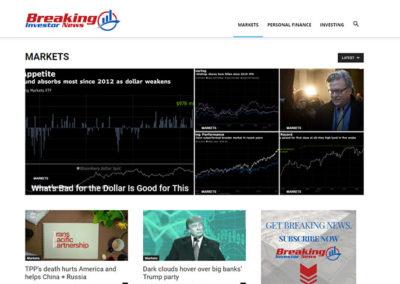 Κατηγορία άρθρων Breaking Investor News